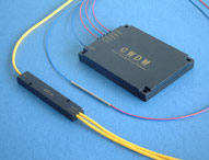 fiber optic wavelength independent coupler