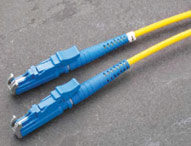 E-2000 fiber optic patch cord