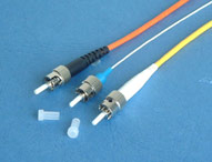 ST fibre optic patch cord